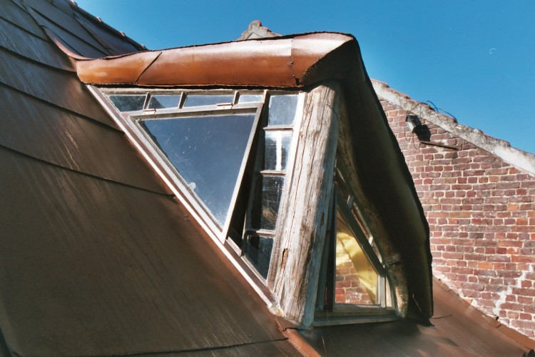 Smederij frank jacques projectcategorie n architectuur - Architectuur staal corten ...