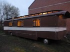 Buggenhout woonwagen bewoonbaar winter en zomer...