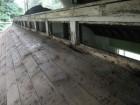 Rotte delen verwijderd en hout behandeld tegen rot met Woodbliss