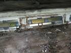 Glasramen werden allemaal verwijderd en nieuw gemaakt door Lieve Van Genechten