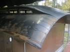 Opbouw Cortenstalen dak